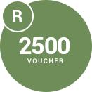 R2500 Voucher