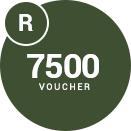 R7500 Voucher